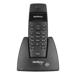 TELEFONE INTELBRAS S/FIO TS-40